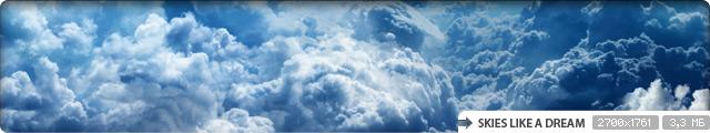 Skies Like a Dream