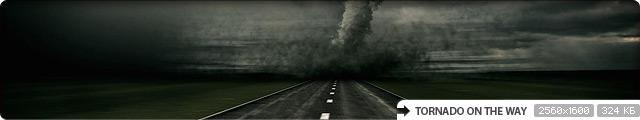 Tornado on the Way