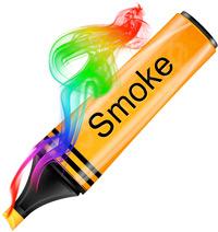 Иконка Smoke.