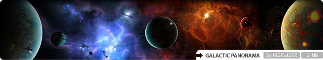 Galactic Panorama