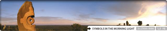 Symbols in the Morning Light