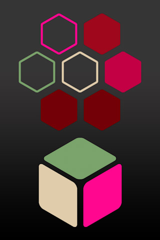 Тройка цветов для следующего уровня выбрана.