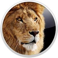 Значок OS X Lion.