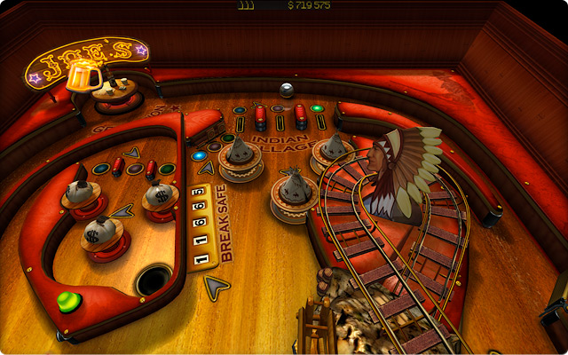 Pinball HD WildWest.