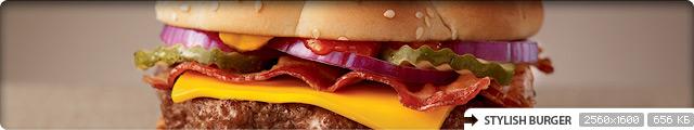 Stylish Burger