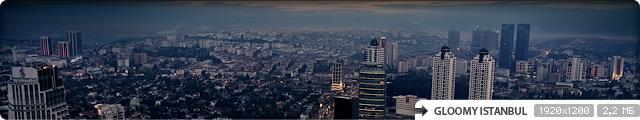 Gloomy Istanbul