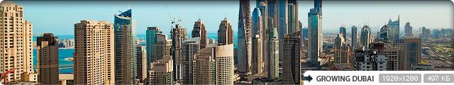 Growing Dubai