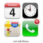 Новый iPhone покажут 4 октября!