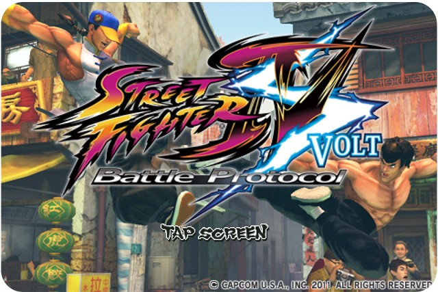 street fighter volt