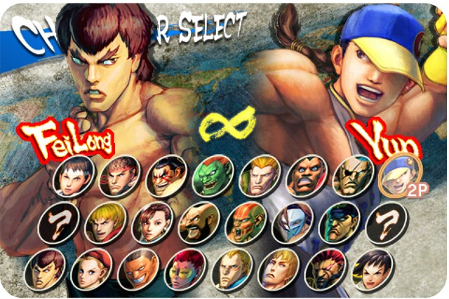 street fighter iphone