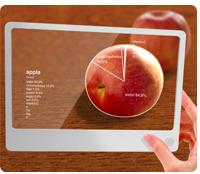 будущее яблоко