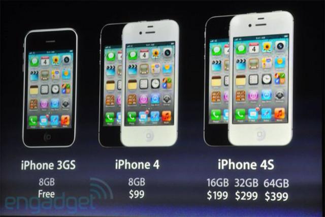 iphone 4s цена