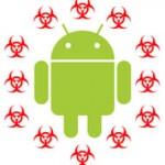Android страдает от нашествия вирусов.