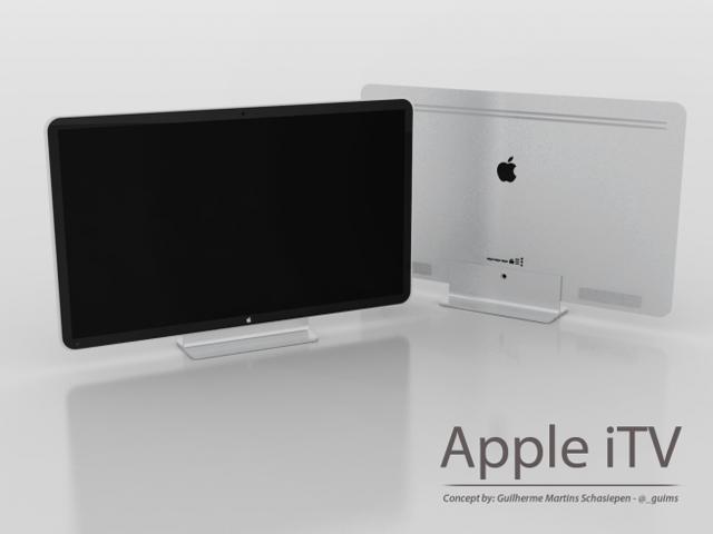 apple телевизор