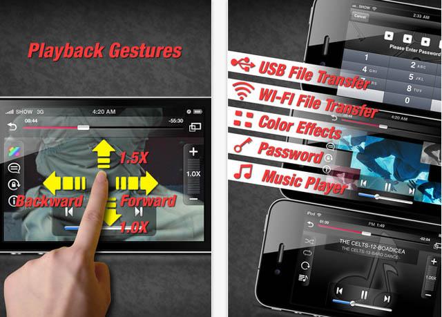 конвертируем видео для iphone