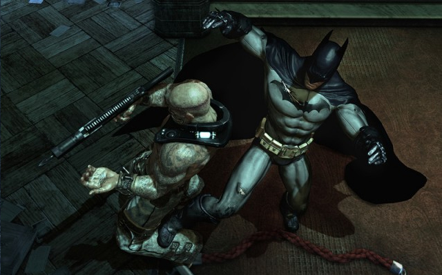 batman для mac os