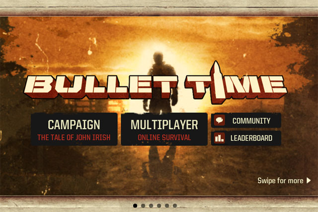 bullet time hd