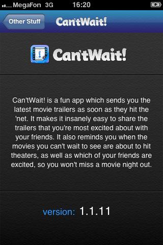 cant wait!