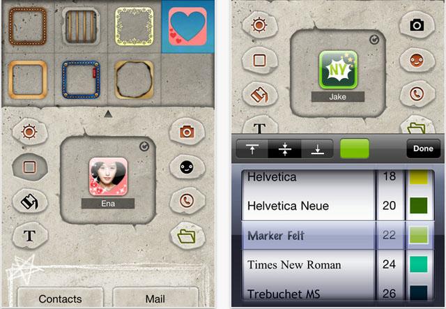 иконки для ipad