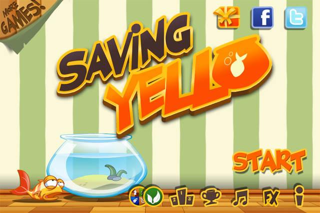 saving yello