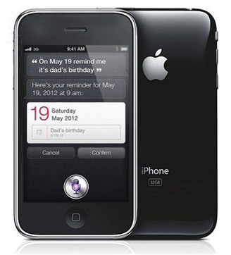 siri iphone 3gs