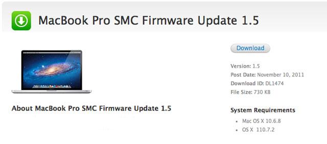 macbook pro обновление