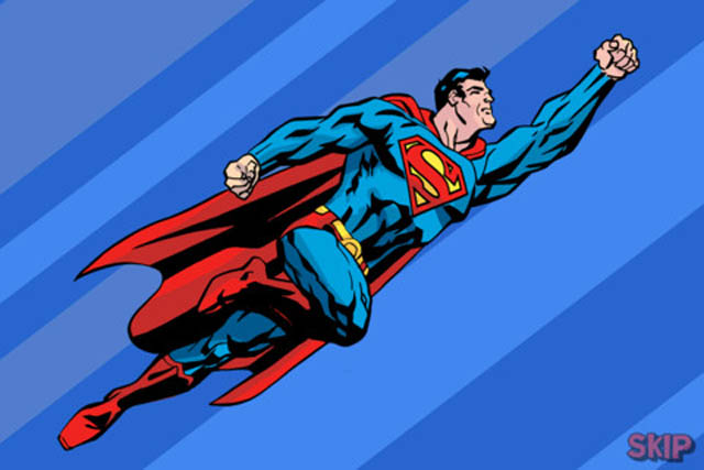 superman на iphone