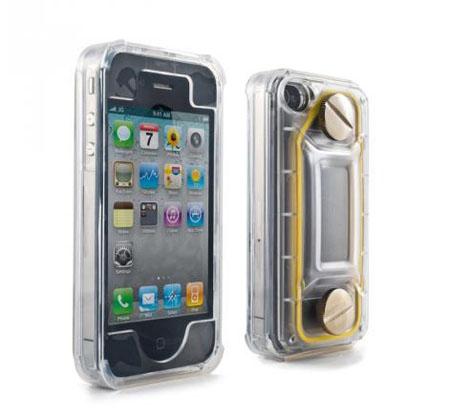 водонепроницаемый чехол для iphone 4s