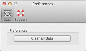 настройки OS Track