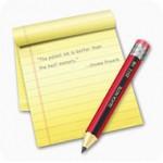 Quick Note: Красивый блокнот для Mac.