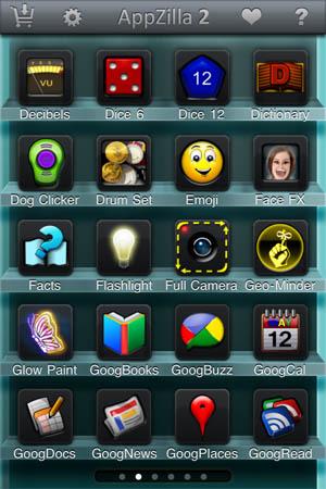 сборник программ для iphone