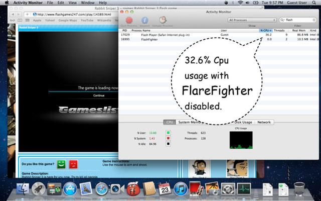 flash на mac