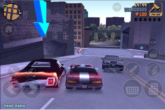 grand theft auto 3 iphone