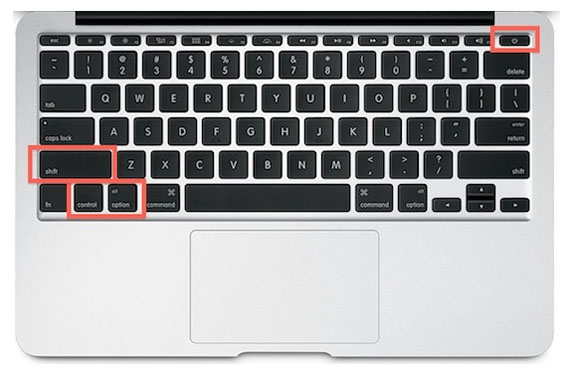 macbook air не переходит в спящий режим