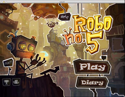 robo5 hd