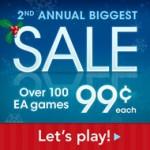 Распродажа игр от Gameloft и EA.