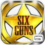 Six-Guns: Не самый обычный вестерн.