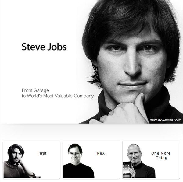 выставка достижений Стива Джобса