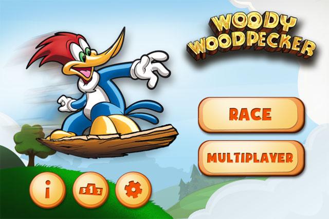 Woody woodpecker haircut