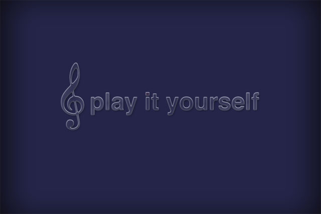 playitforyourself