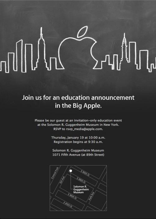 apple образование