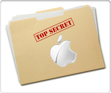 apple top secret
