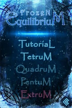 Frozen Equilibrium