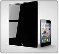 ipad 3 iphone 5