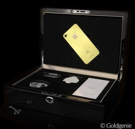 iphone 4s goldgenie