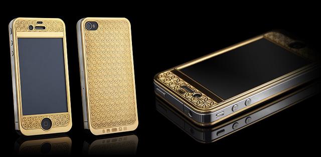 iphone 4s golden