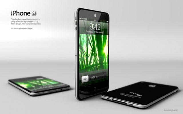 выход iphone 5