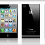Концепт iPhone 5 c сенсорной кнопкой Home