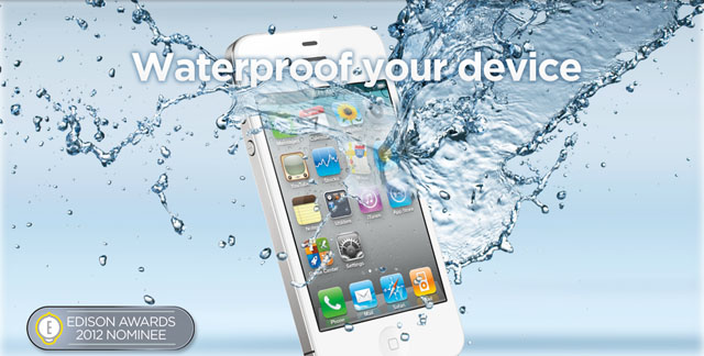 iphone water