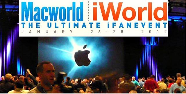 macworld iworld 2012